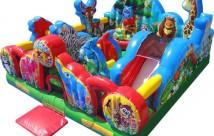 Animal Kingdom with pop ups / Slide