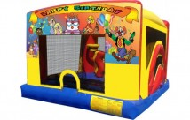 Happy Birthday Jumping Castle