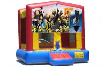 Despicable Me Jumping Castle