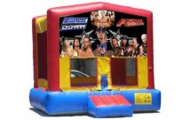 Wrestling Jumping Castle
