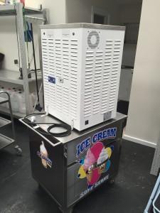 Soft Serve Machine