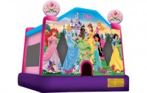 Disney Princess 2 Castle