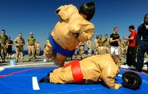 Sumo Suit Hire Melbourne