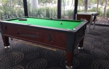 lous pool table