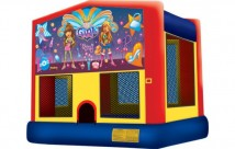Its A GIRLS THINGS Jumping Castle
