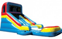 Slide & Splash Jumping Castle