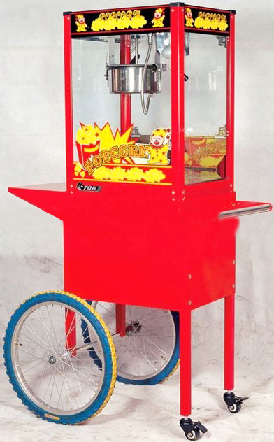 popcorn machine hire melbourne