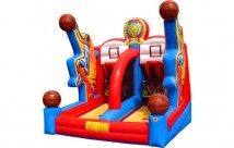 Basketball Jumping Castle