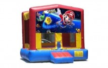 Super Mario Jumping Castle