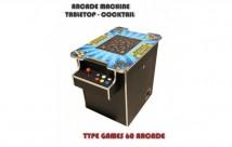 Tabletop arcade
