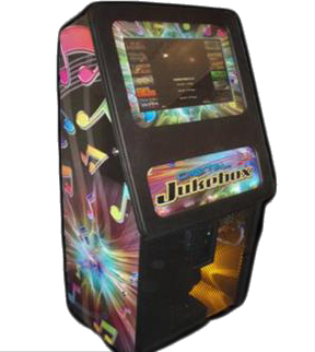 jukebox karaoke machine