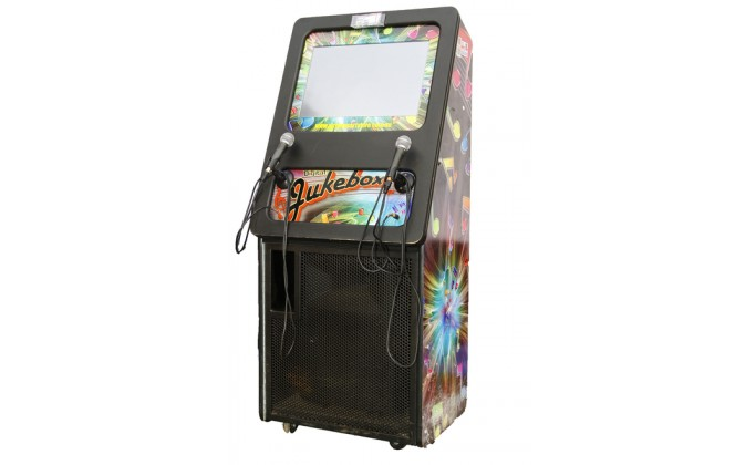 Karaoke Jukebox Hire