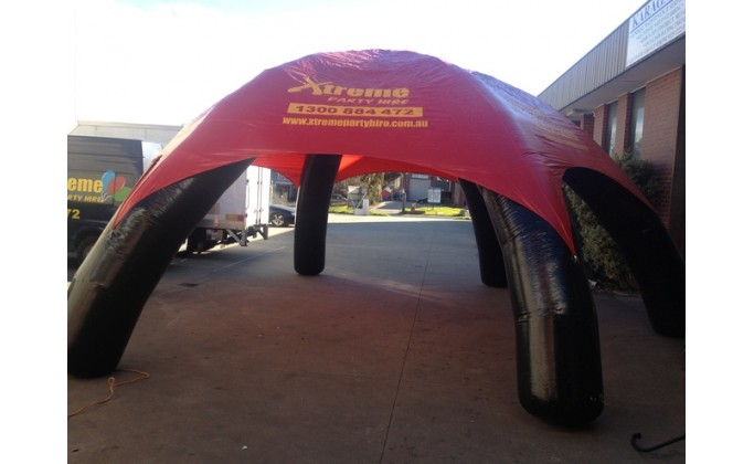 Marquee/ Inflatable Marquee Tent Hire