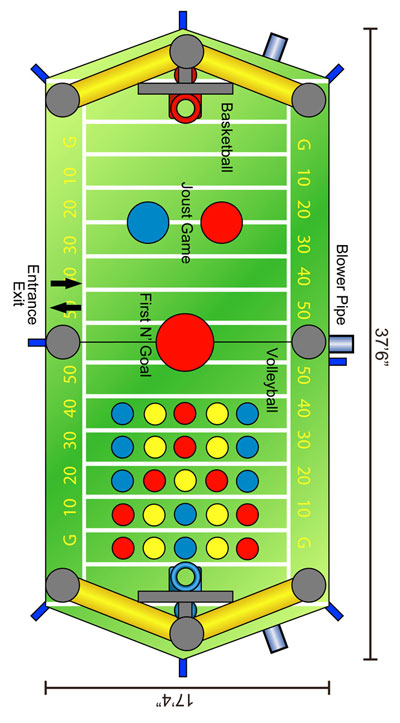 all in 1 sports dimensions
