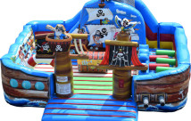 Little Pirates Jumping castle