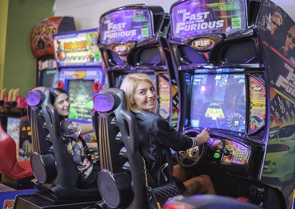 Arcade machine cost